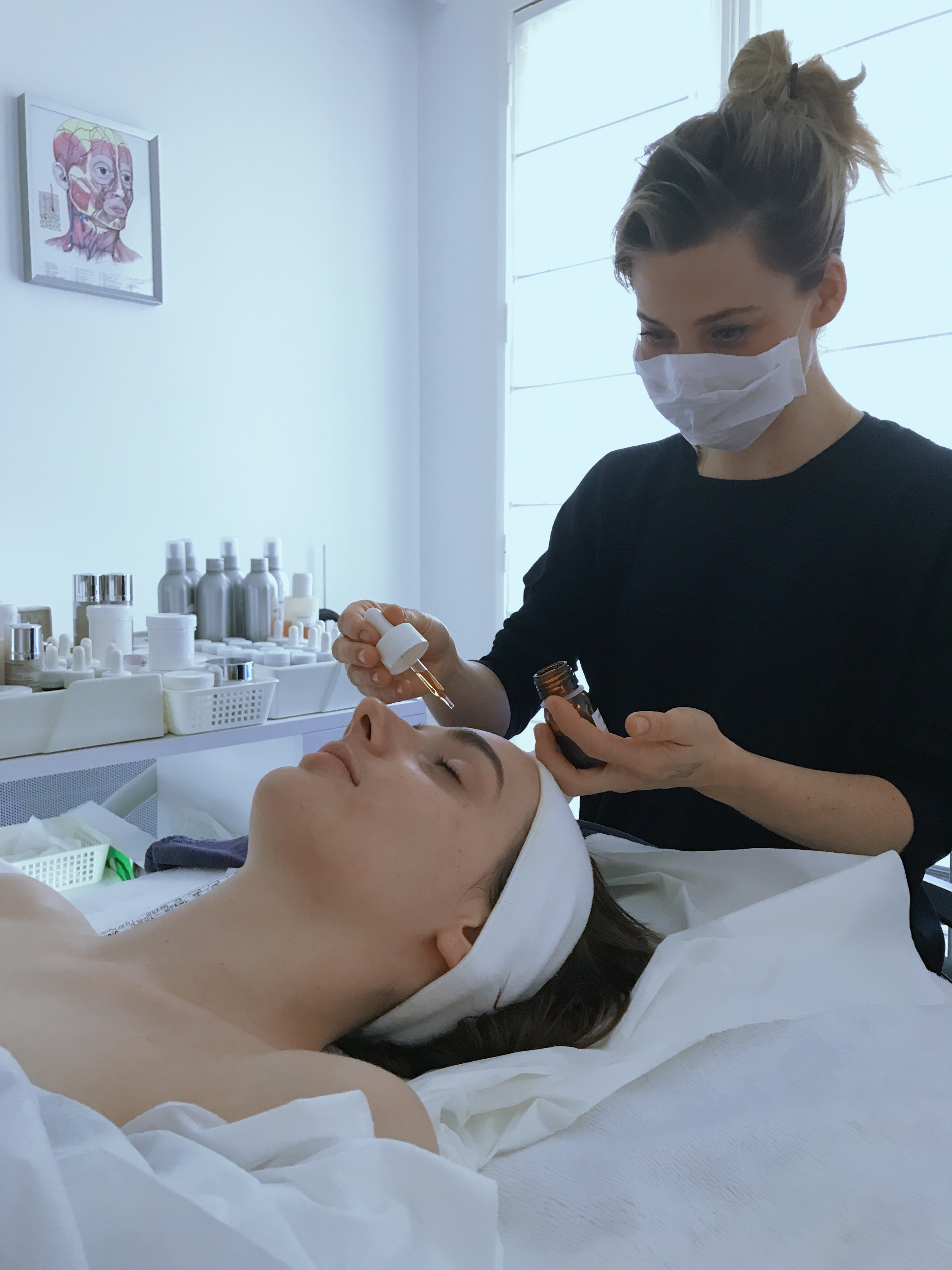 The Grand Soin revitalizes your skin