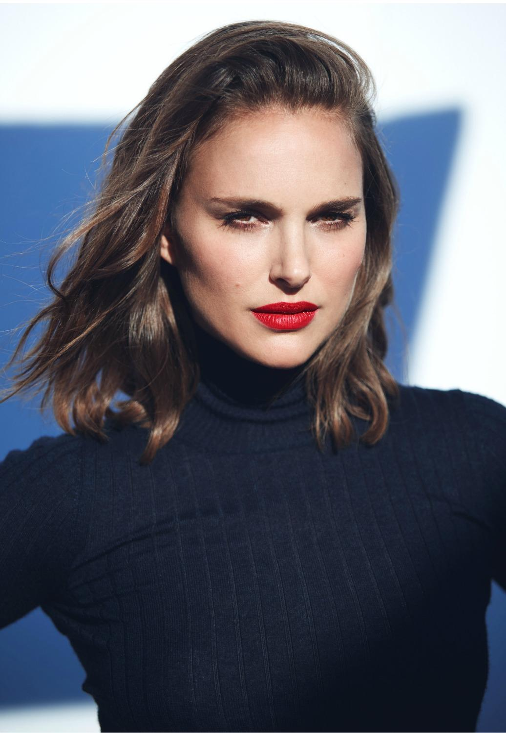 Natalie Portman talks about us